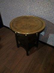 Антикварный арабский столик